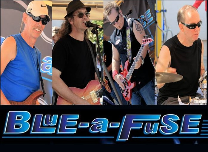 Blue-a-Fuse | Northern California's Premier Party Band
